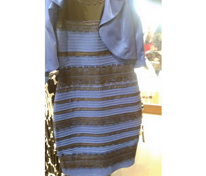 Qual é a cor desse vestido? A ciência explica